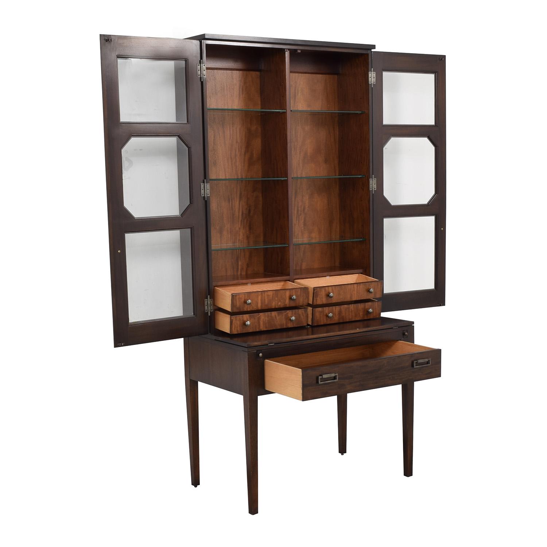 buy Hickory Chair Thomas O'Brien Secretary Desk Hickory Chair