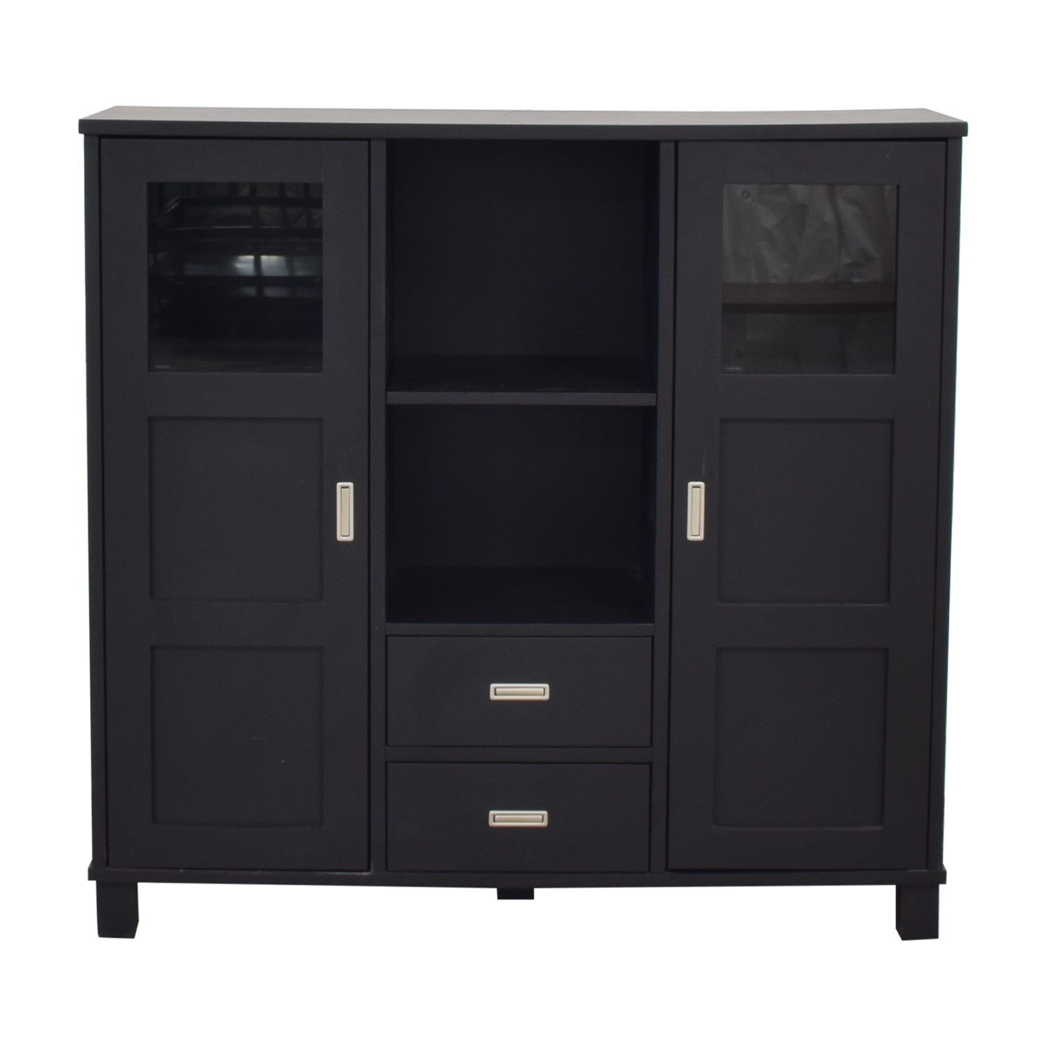 Bookcase with Cabinets nj