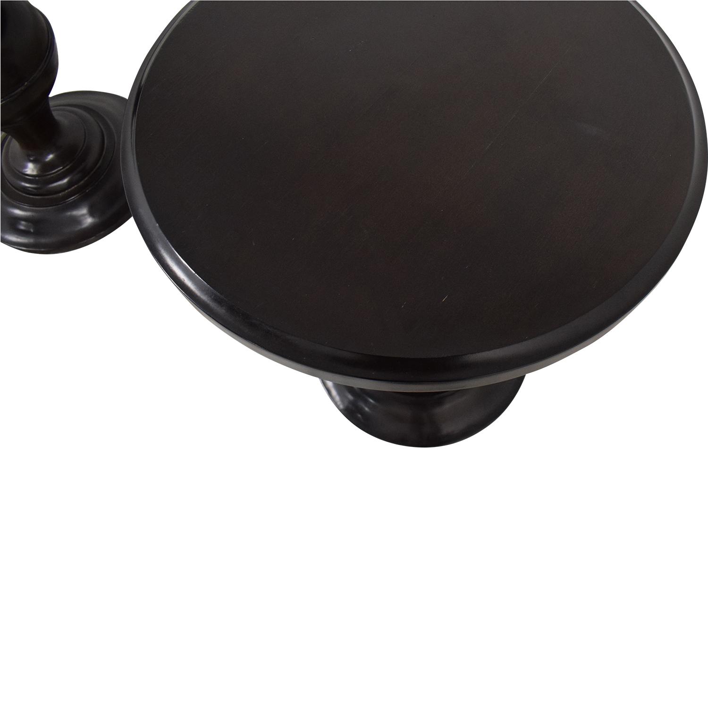 buy Pedestal Side Tables  End Tables