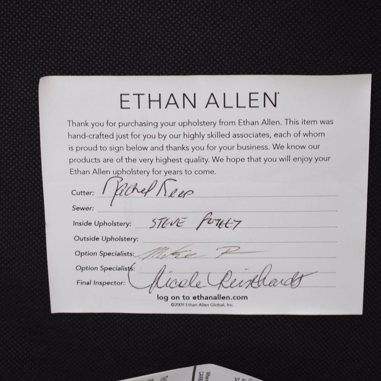 Ethan Allen Custom Francesca Chair Ethan Allen