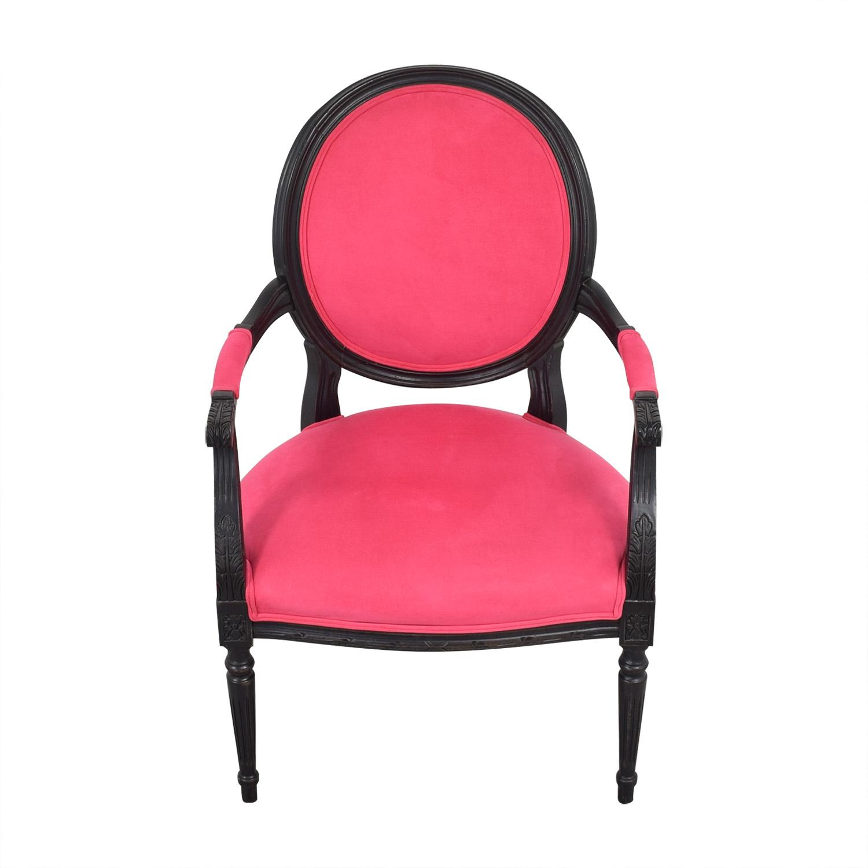 buy Ethan Allen Custom Francesca Chair Ethan Allen Accent Chairs