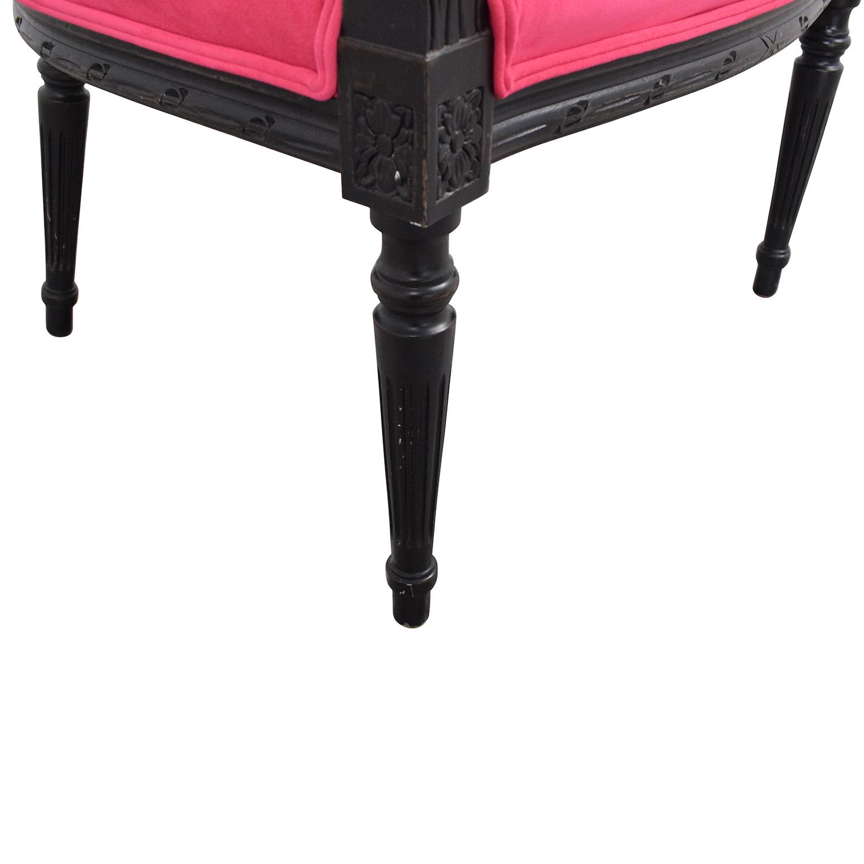 Ethan Allen Ethan Allen Custom Francesca Chair Chairs