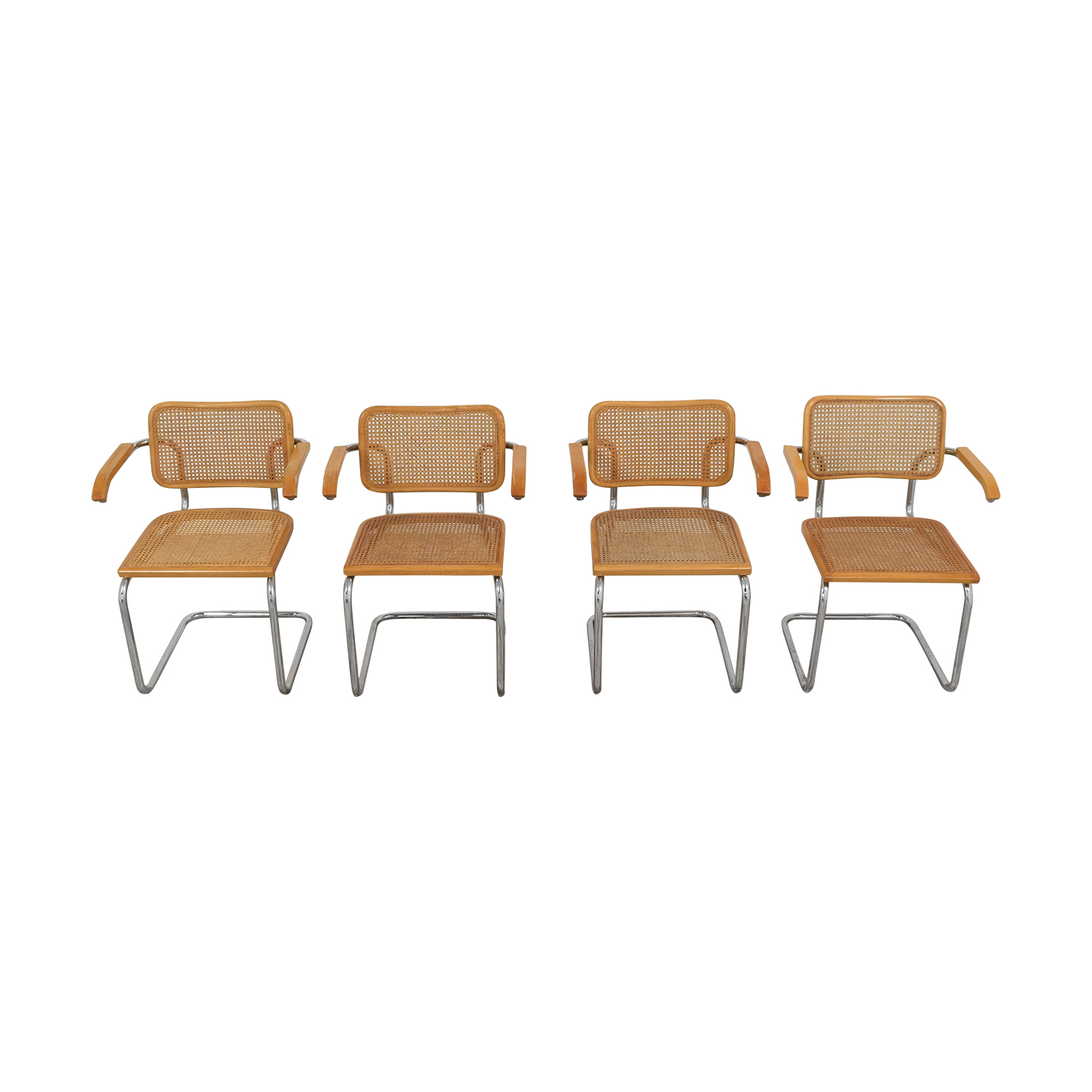Scandinavian Designs Scandinavian Designs Bendt Dining Arm Chairs second hand