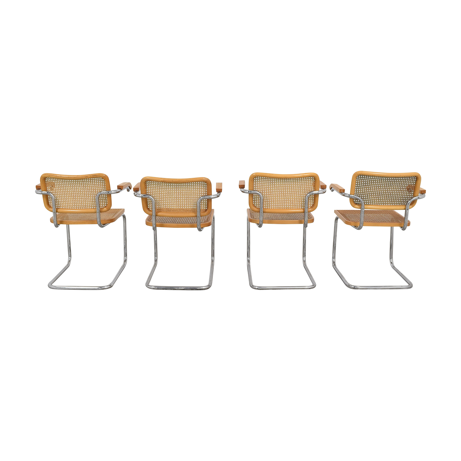 Scandinavian Designs Scandinavian Designs Bendt Dining Arm Chairs coupon