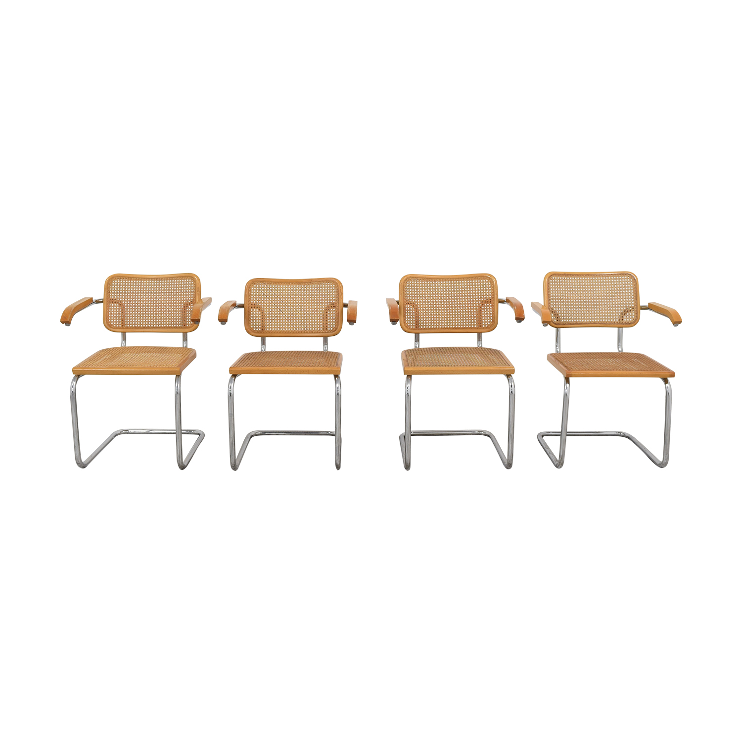 Scandinavian Designs Scandinavian Designs Bendt Dining Arm Chairs discount