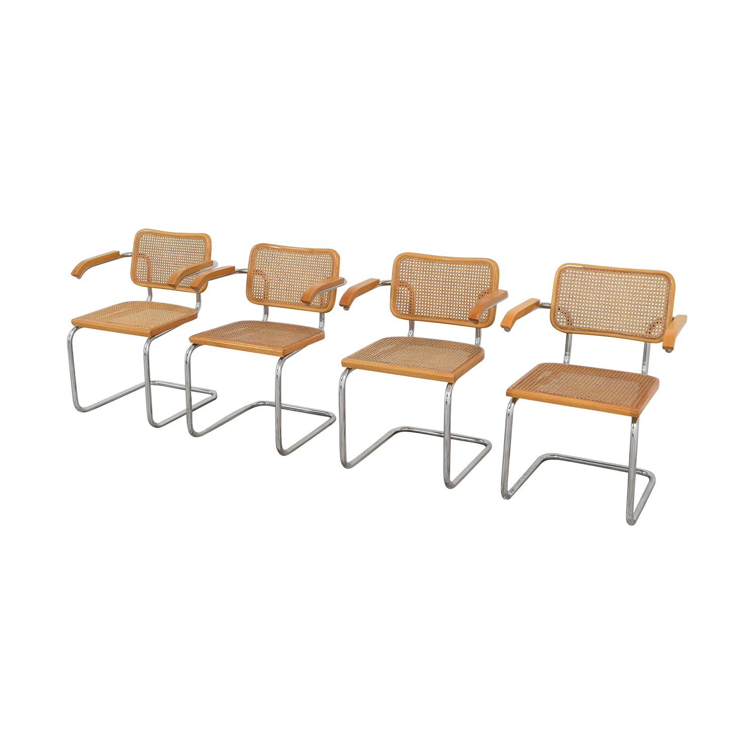Scandinavian Designs Scandinavian Designs Bendt Dining Arm Chairs price