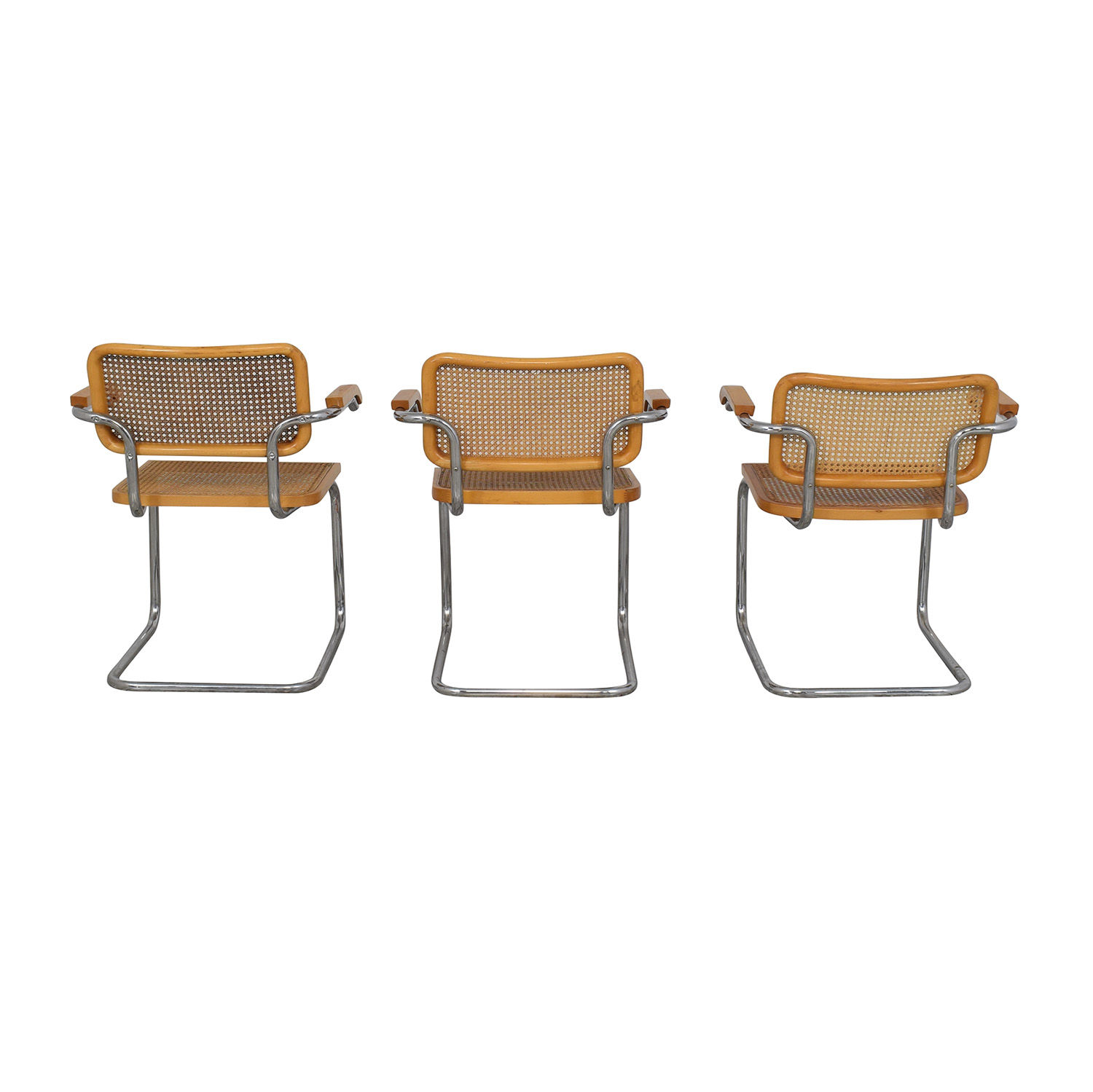 Scandinavian Designs Scandinavian Designs Bendt Dining Arm Chairs Dining Chairs