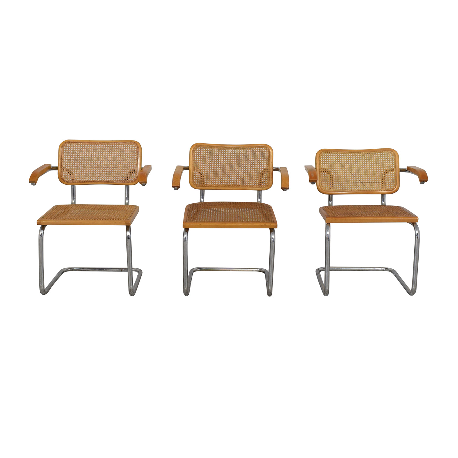 Scandinavian Designs Scandinavian Designs Bendt Dining Arm Chairs ct