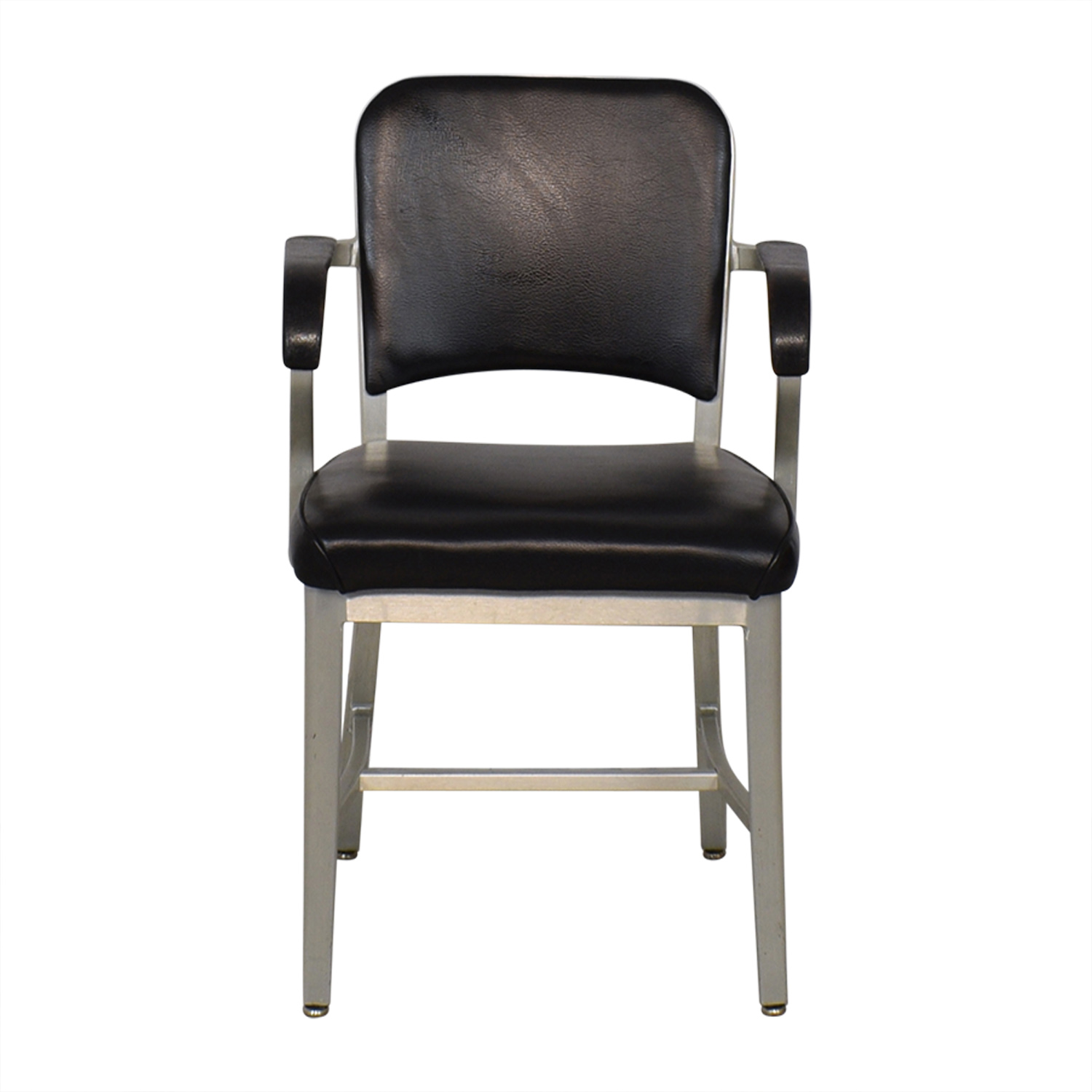 Emeco Upholstered Armchair / Dining Chairs