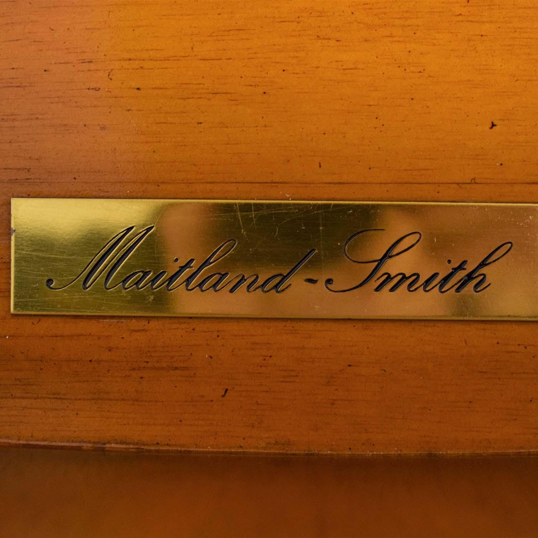 Maitland-Smith Maitland-Smith Four Drawer Dresser brown