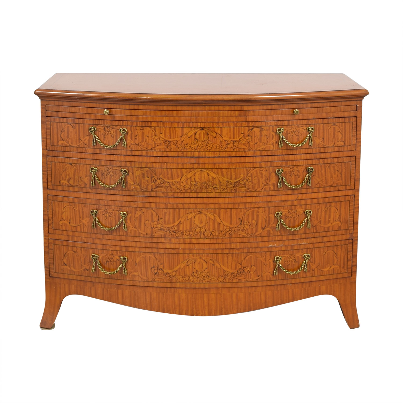 Maitland-Smith Maitland-Smith Four Drawer Dresser nj