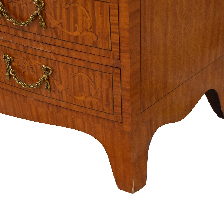 Maitland-Smith Maitland-Smith Four Drawer Dresser discount