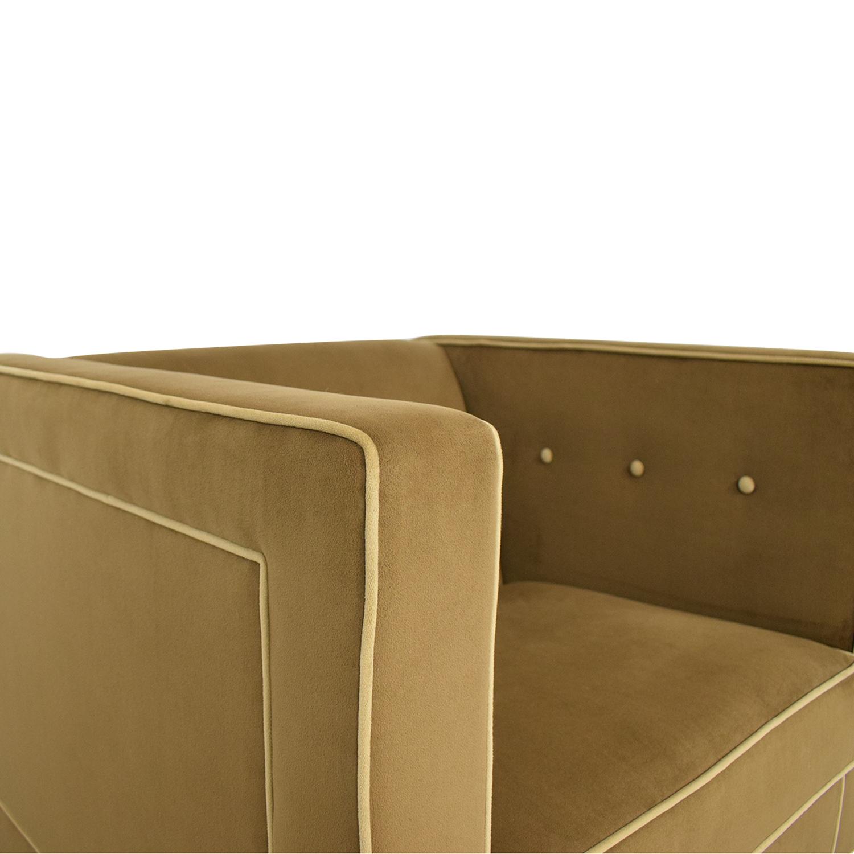 Kravet Kravet Bucket Chair for sale