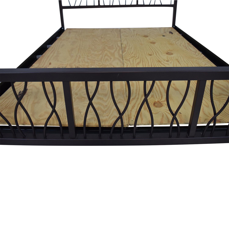 buy Su Casa Su Casa Metal Queen Bed Frame online
