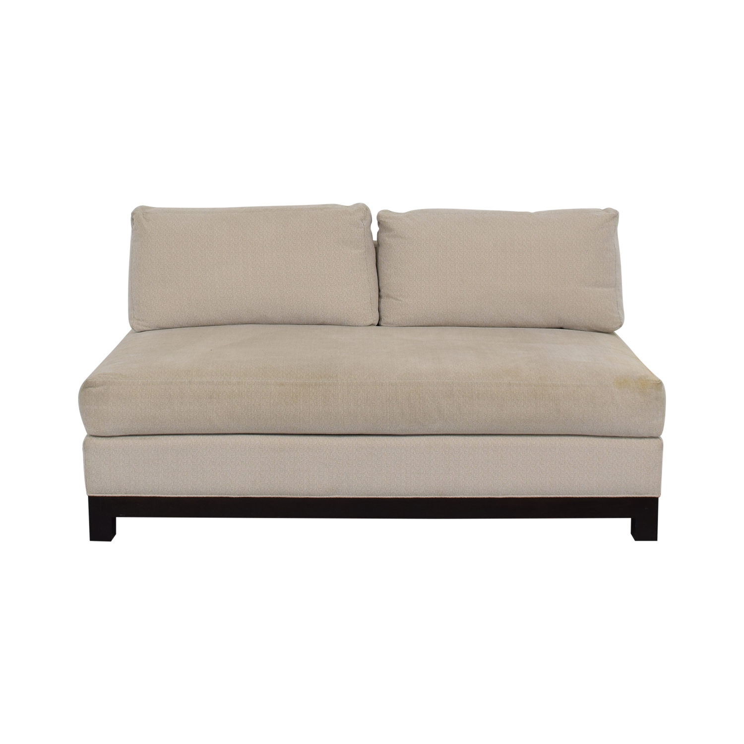 ABC Carpet & Home ABC Carpet & Home Cisco Brothers Armless Loveseat price