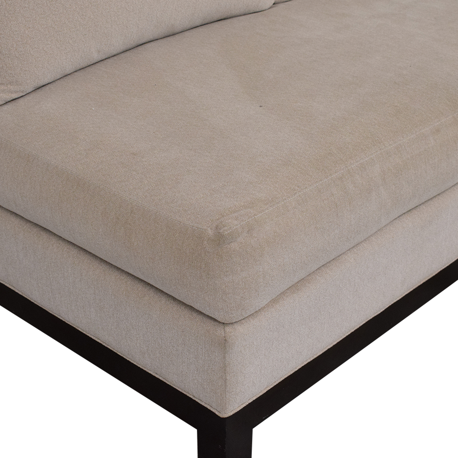 ABC Carpet & Home ABC Carpet & Home Cisco Brothers Armless Loveseat used