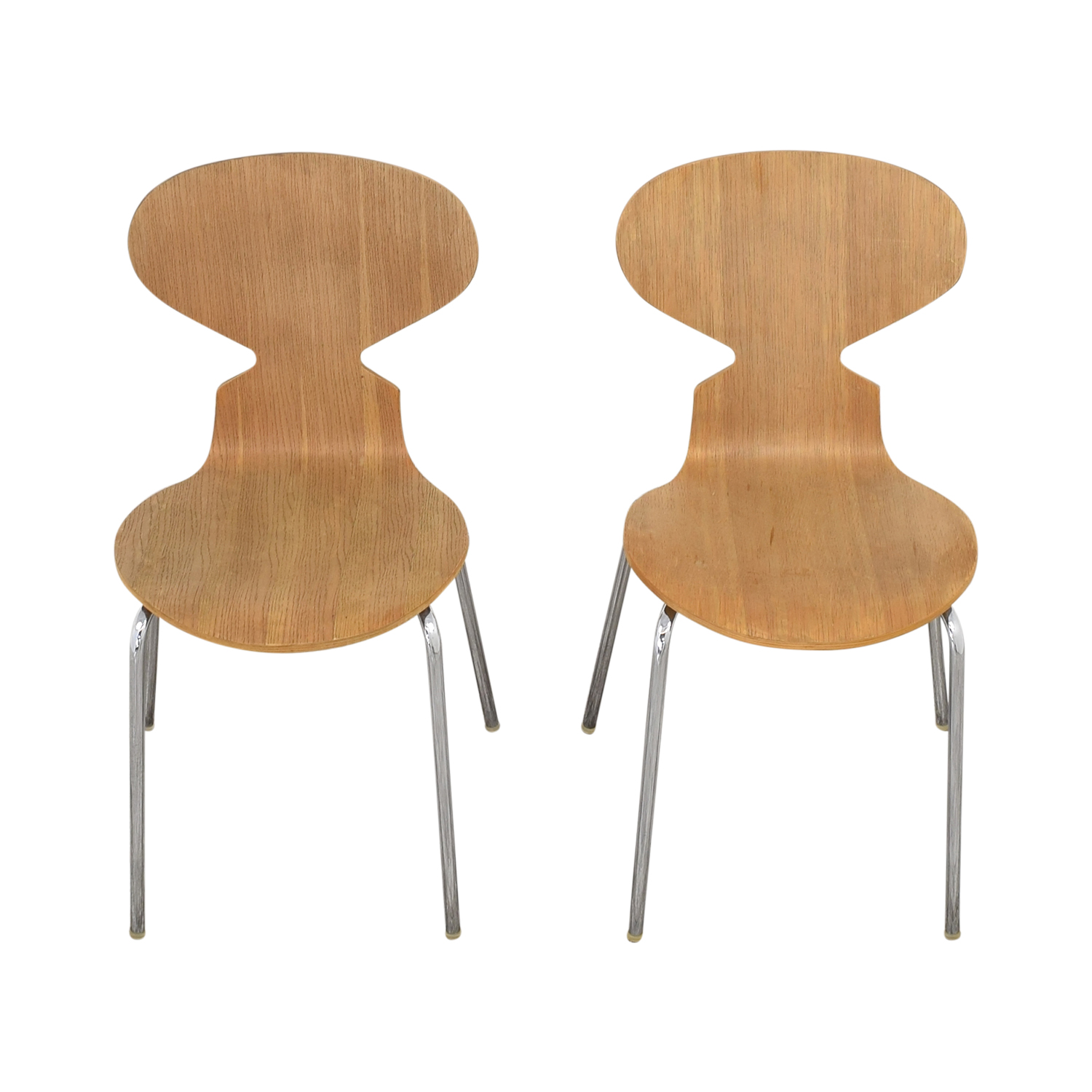 shop CB2 Side Chairs CB2 Dining Chairs