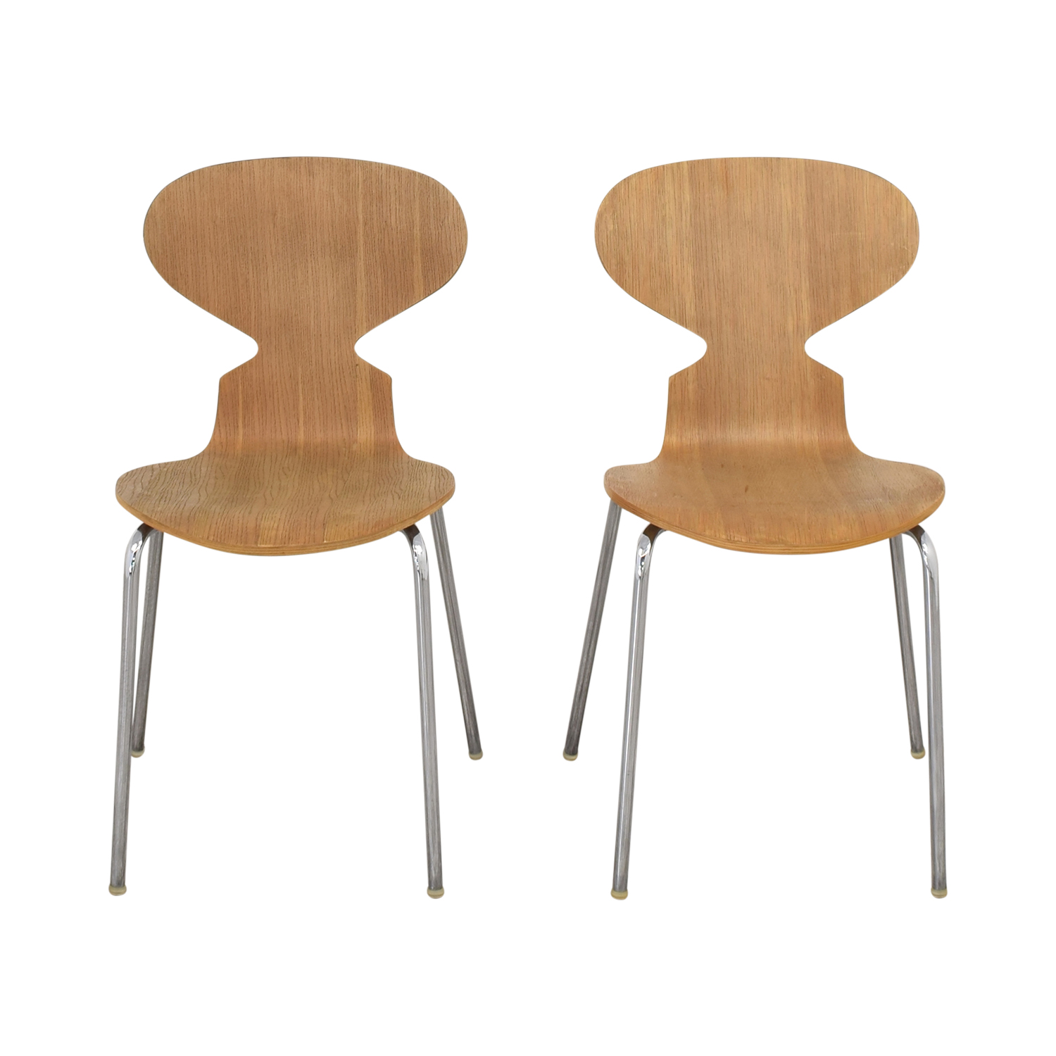 CB2 CB2 Side Chairs second hand