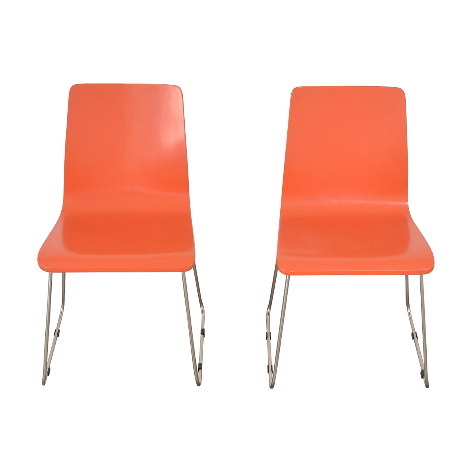 CB2 CB2 Side Chairs on sale