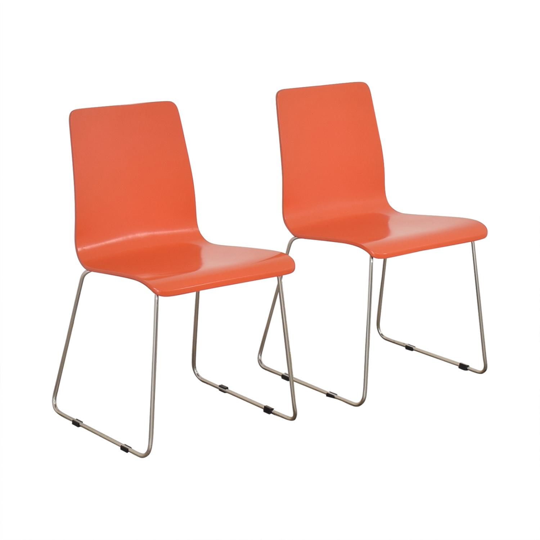 shop CB2 Side Chairs CB2