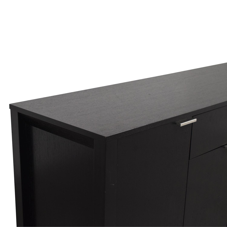 shop Crate & Barrel Sideboard Crate & Barrel