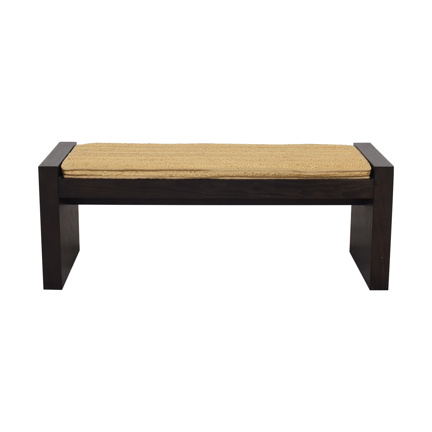 buy West Elm Terra Bench Cushion Bench West Elm Chairs