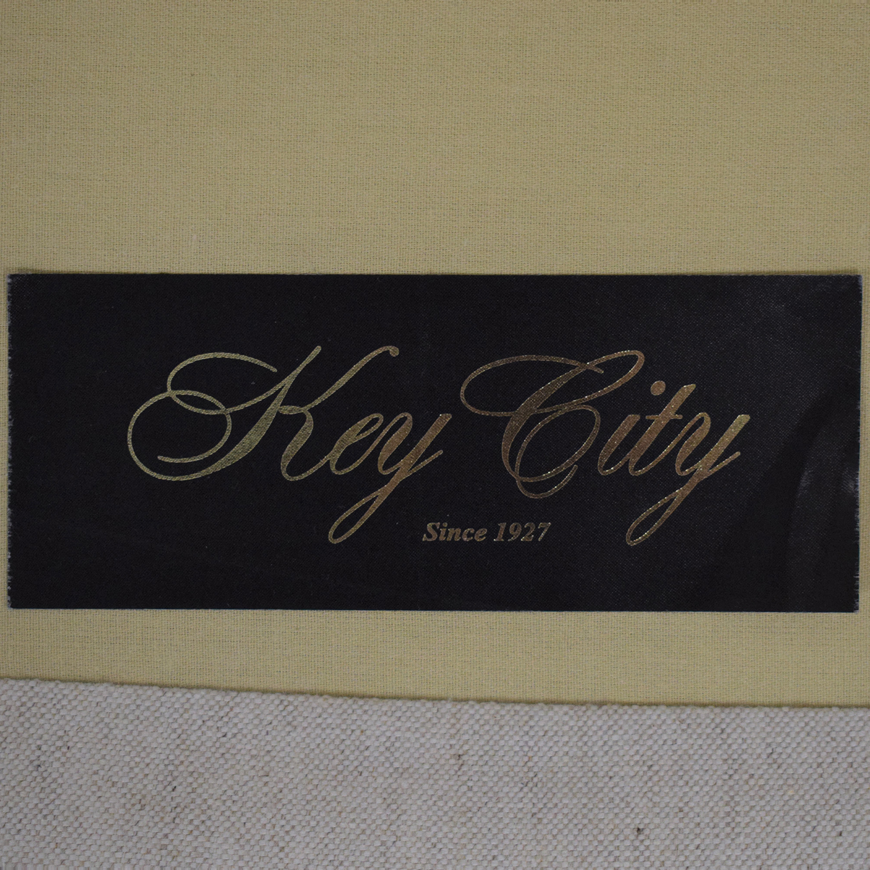 Key City Furniture Key City Furniture Ricci Tufted Sofa Sofas