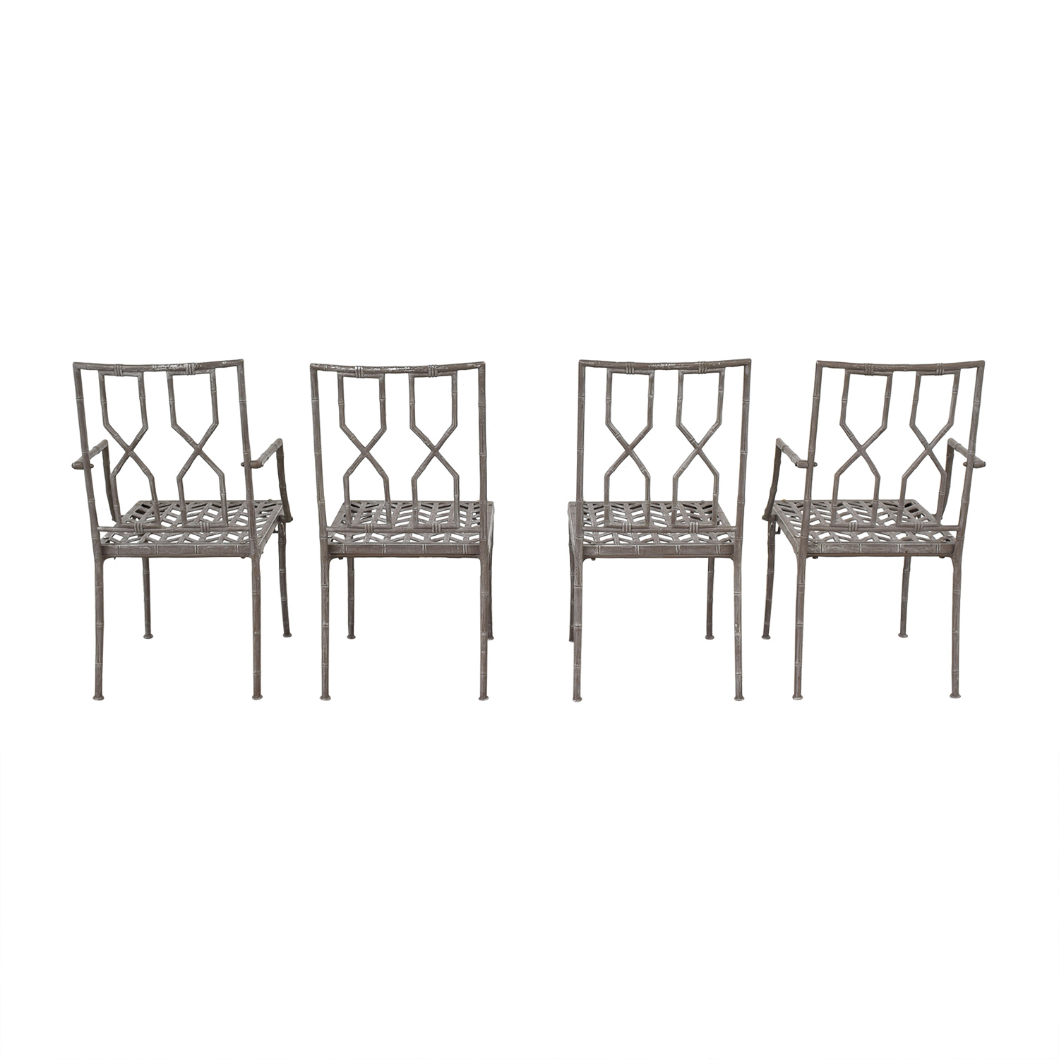 buy Hollywood Regency Chinoiserie Chairs  Dining Chairs