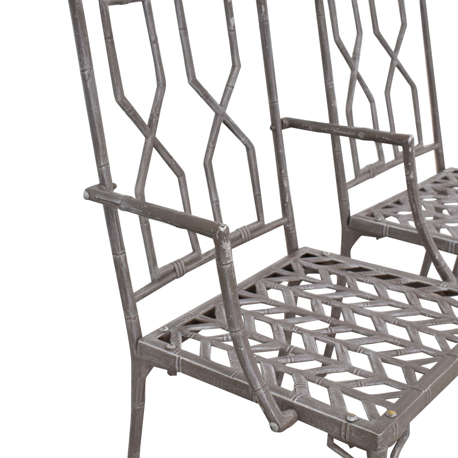Hollywood Regency Chinoiserie Chairs ma