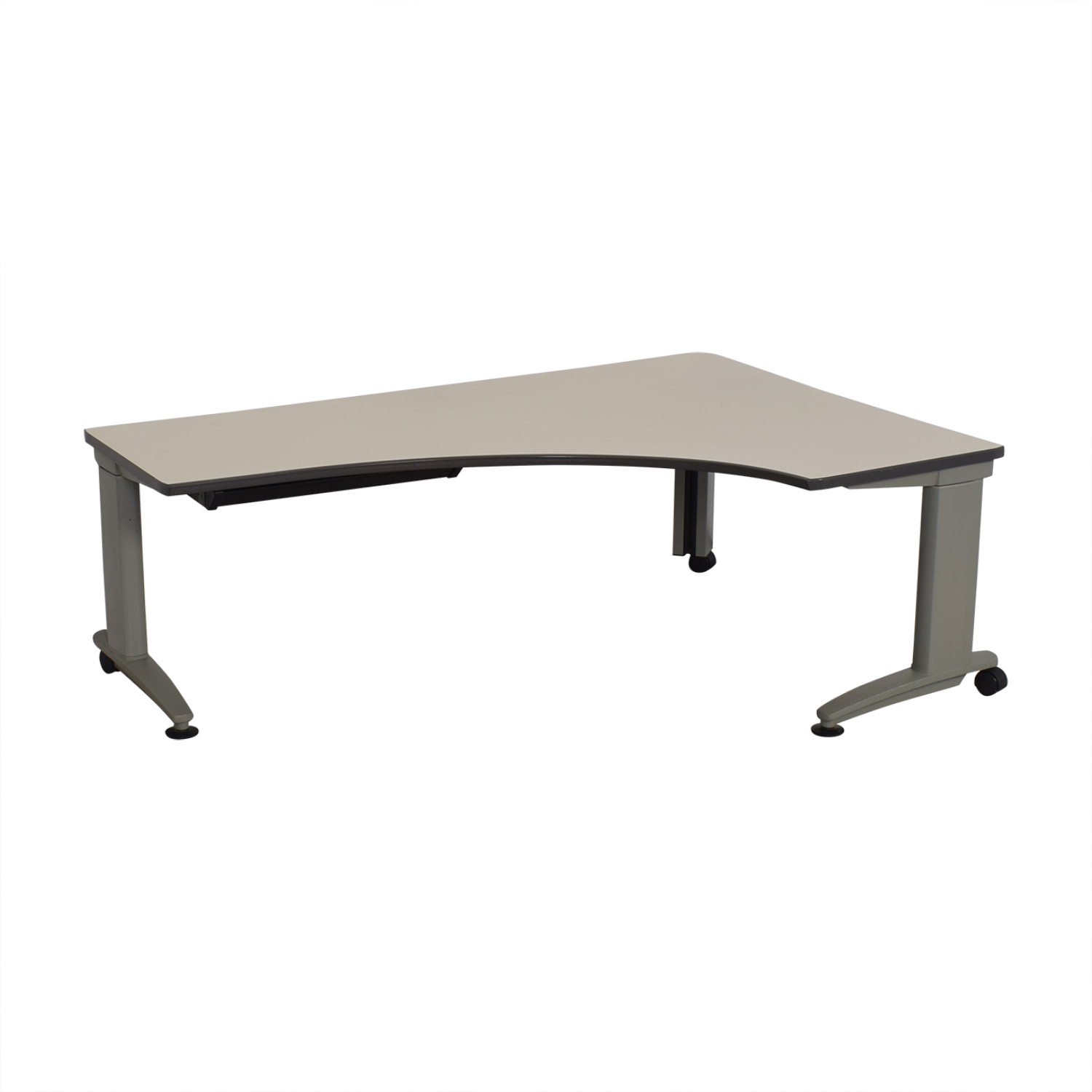 Knoll Knoll Currents Table Corner Desk Tables