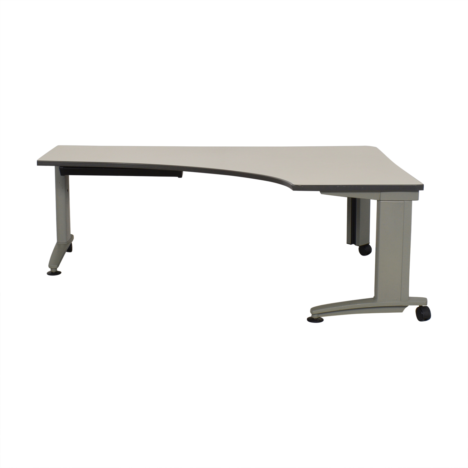 Knoll Currents Table Corner Desk / Home Office Desks