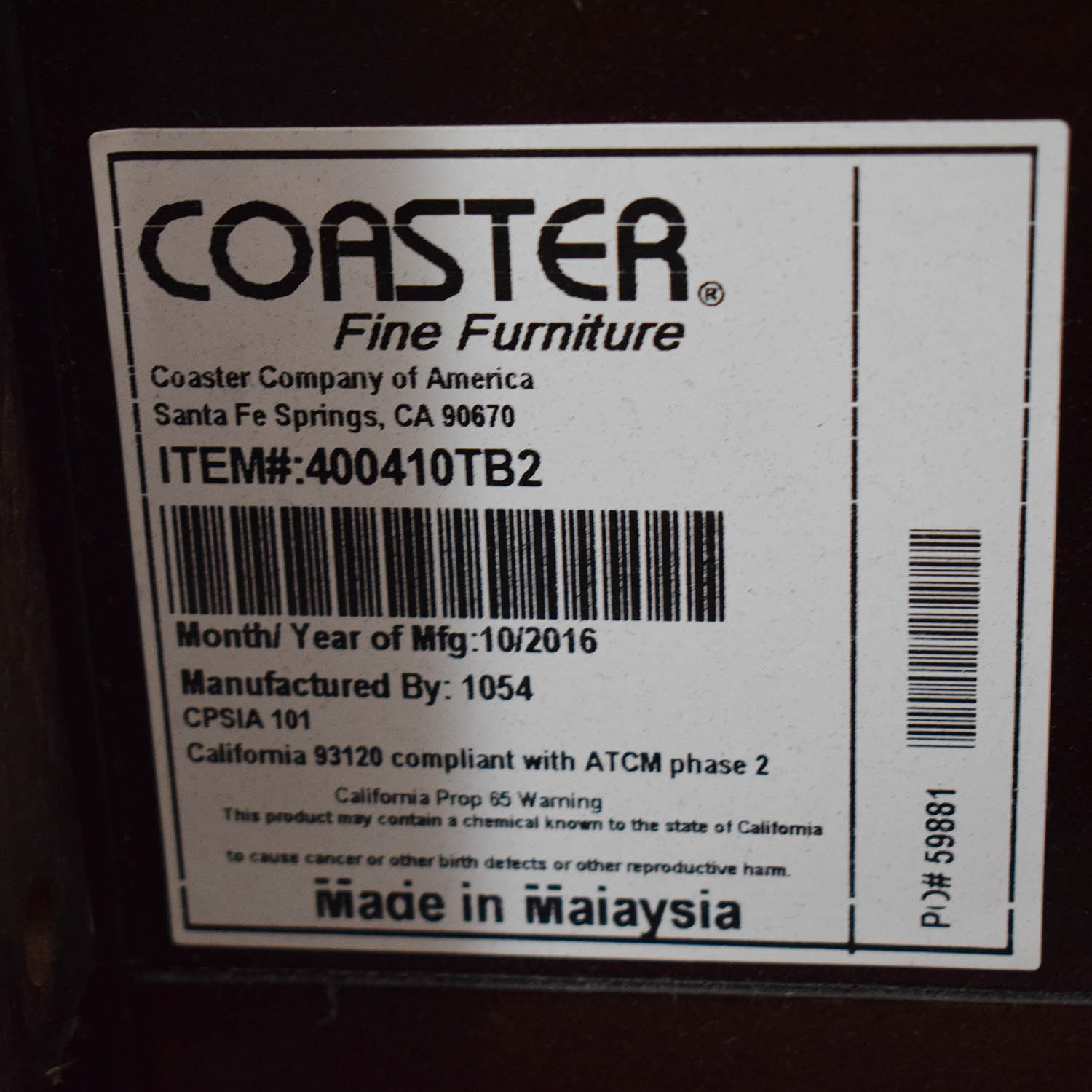 Coaster Fine Furniture Coaster Twin Day Bed with Storage coupon