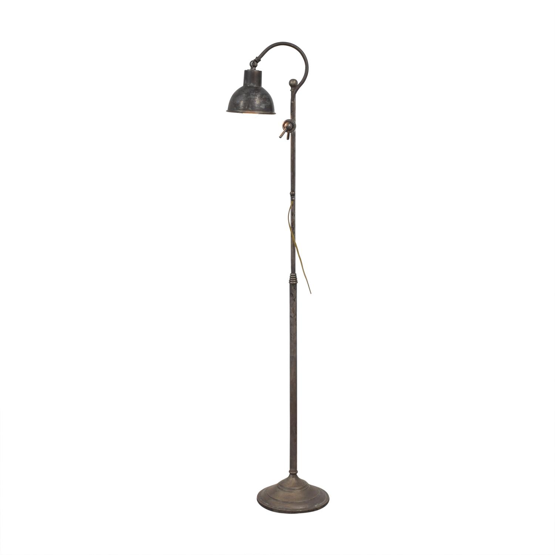 Chehoma Chehoma Floor Lamp grey