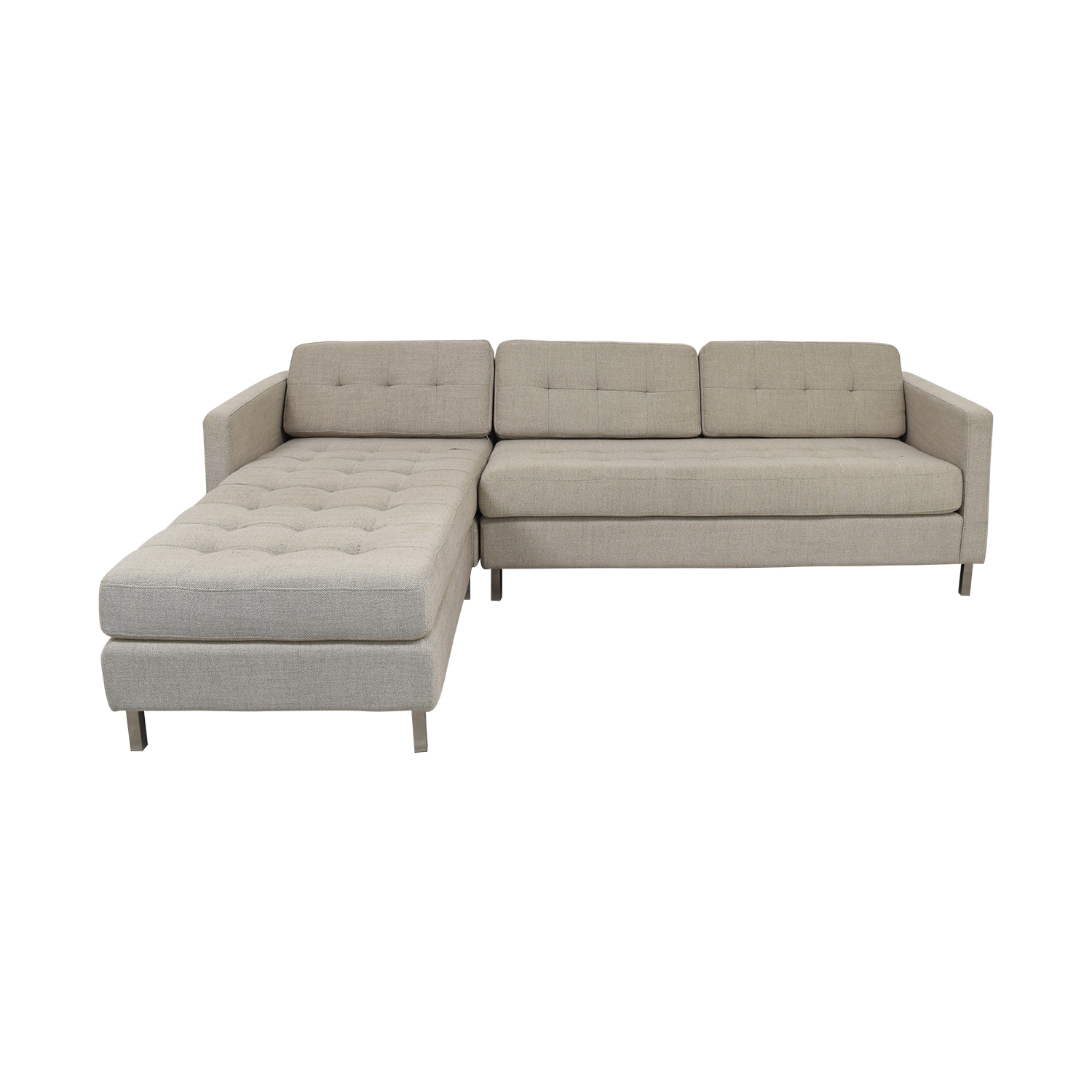 CB2 CB2 Ditto II Sectional Sofa on sale
