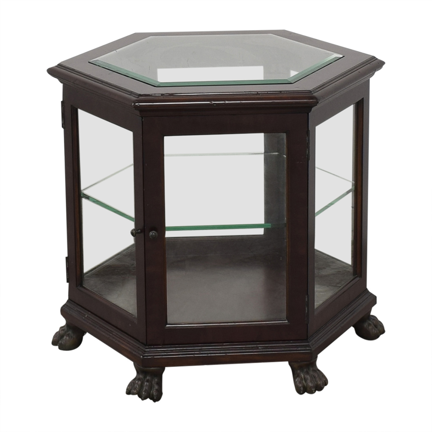 buy Thomasville Thomasville Hexagon End Table online
