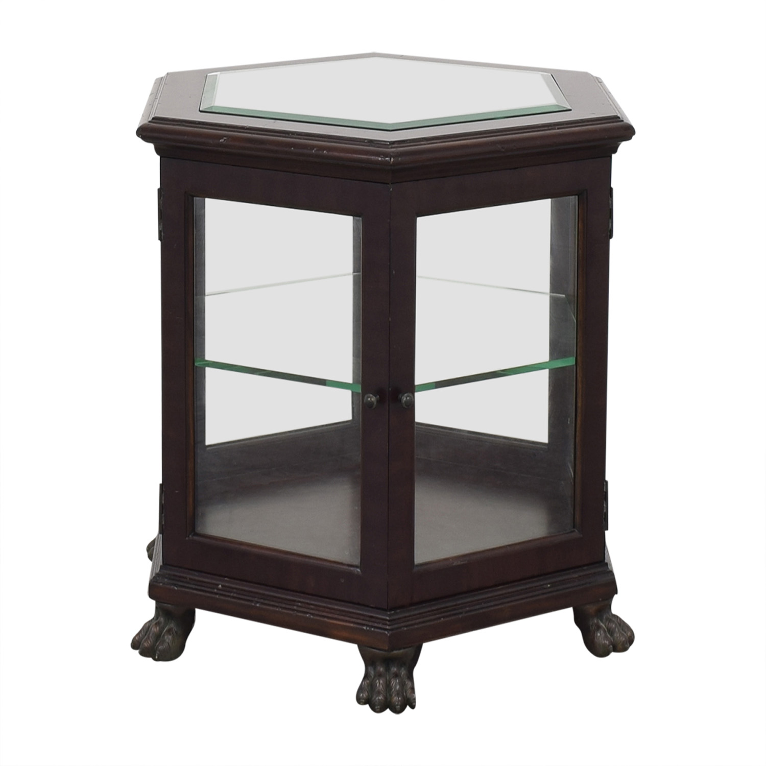 Thomasville Thomasville Hexagon End Table discount