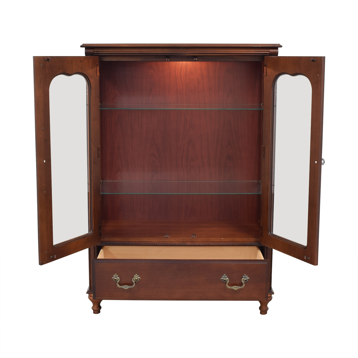 Stanley Furniture Chest Cabinet sale