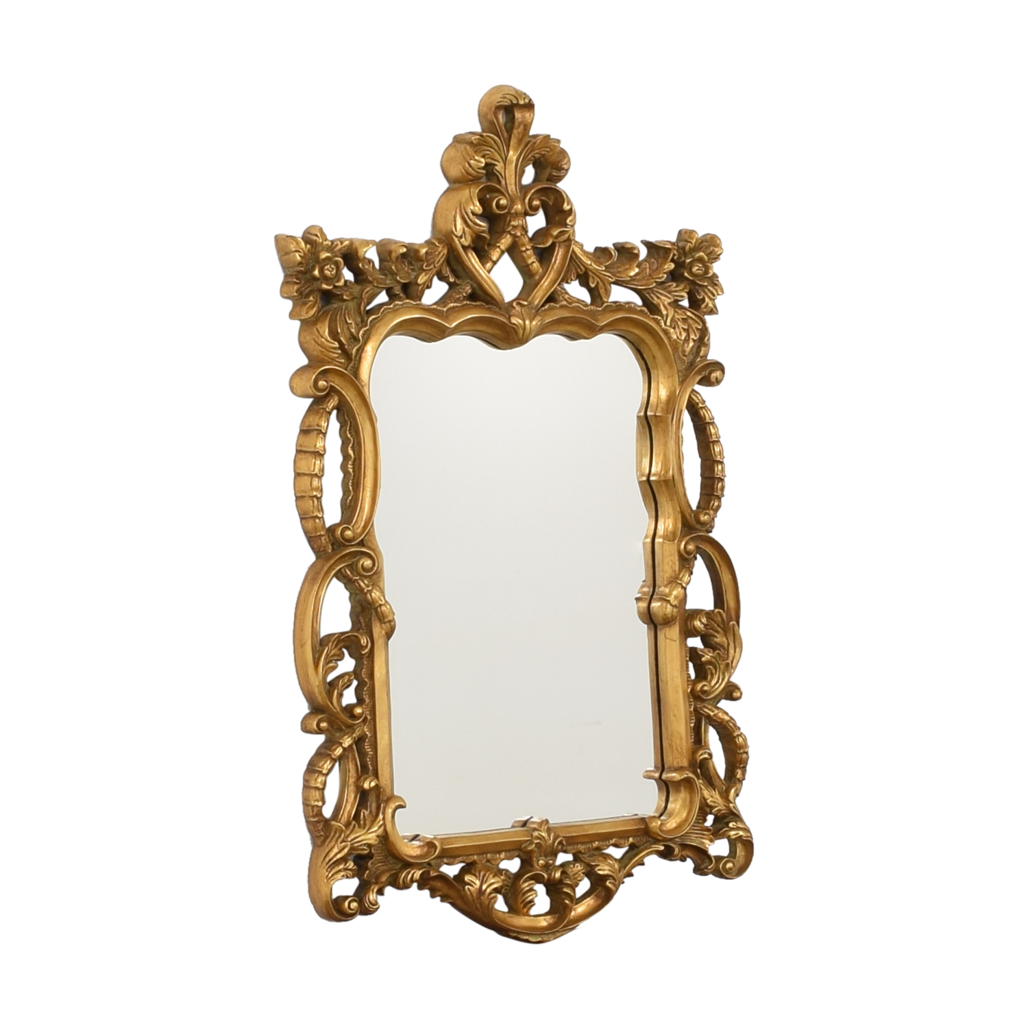 Horchow Sterling Industries Ornate Wall Mirror sale