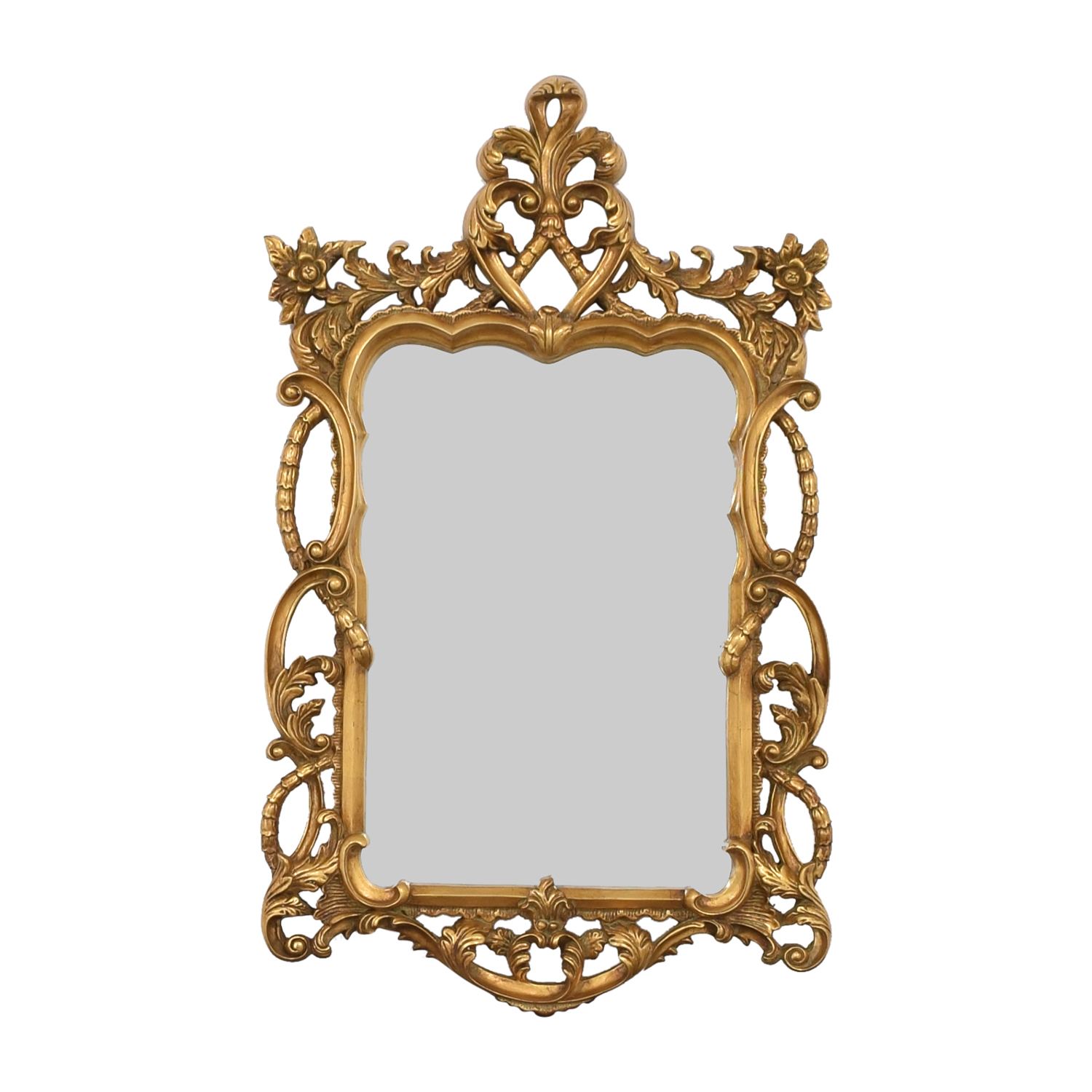 Horchow Sterling Industries Ornate Wall Mirror Horchow