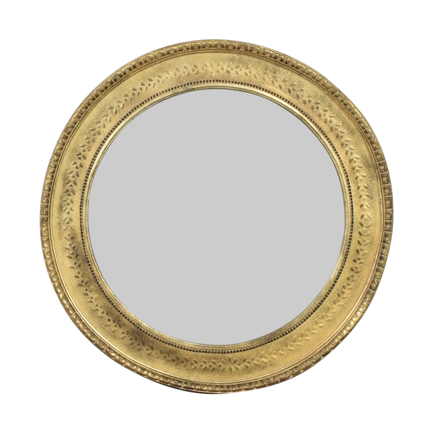 shop Horchow Circular Mirror Horchow Decor