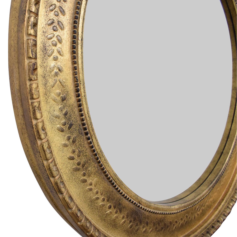 Horchow Circular Mirror sale