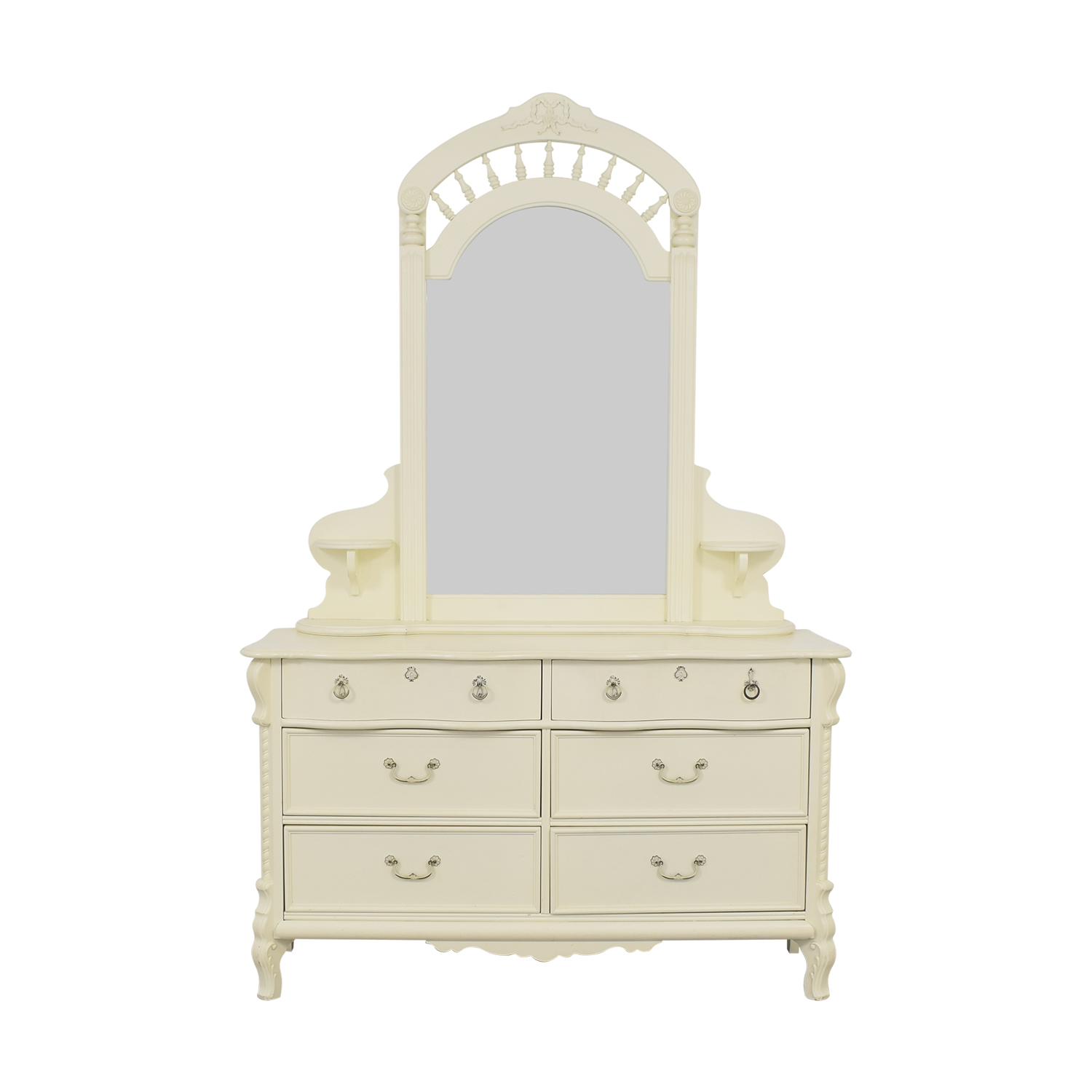 Lexington Furniture Lexington Furniture Dresser with Mirror pa