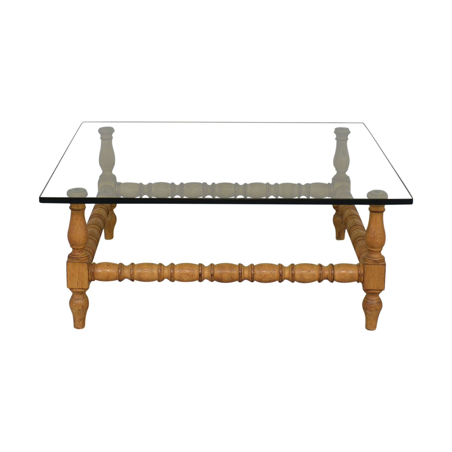 Glass Coffee Table ct