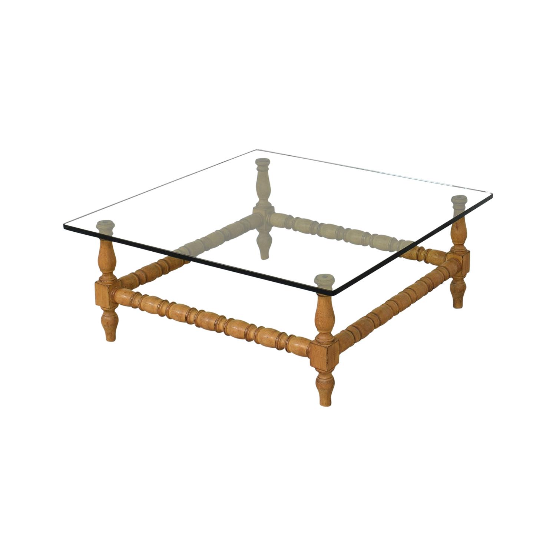 Glass Coffee Table nj