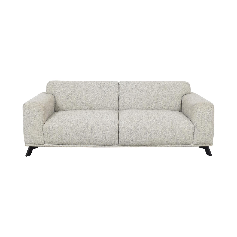 Article Article Volu Mid Century Modern Fabric Sofa Classic Sofas