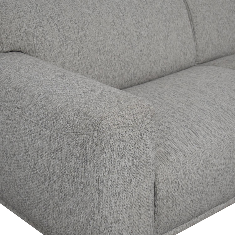 Article Article Volu Mid Century Modern Fabric Sofa ma