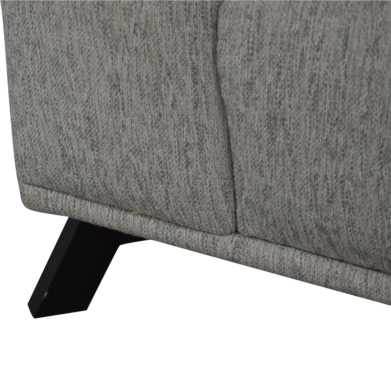 buy Article Article Volu Mid Century Modern Fabric Sofa online