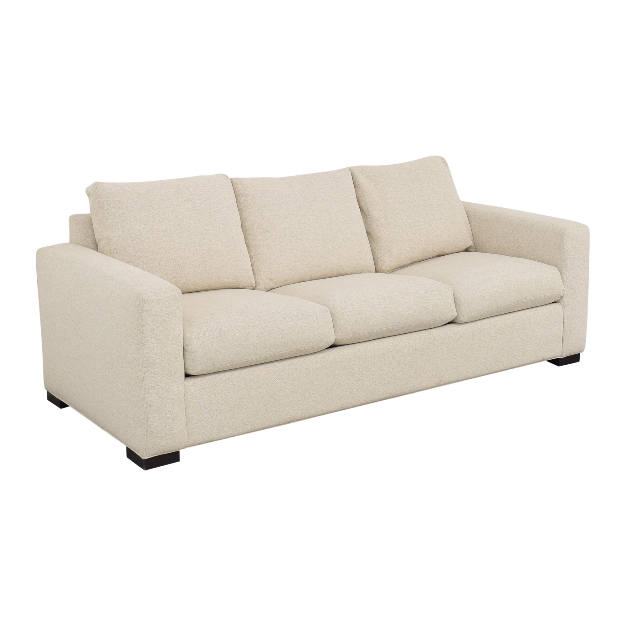 Room & Board Room & Board Queen Sleeper Sofa with Ottoman coupon