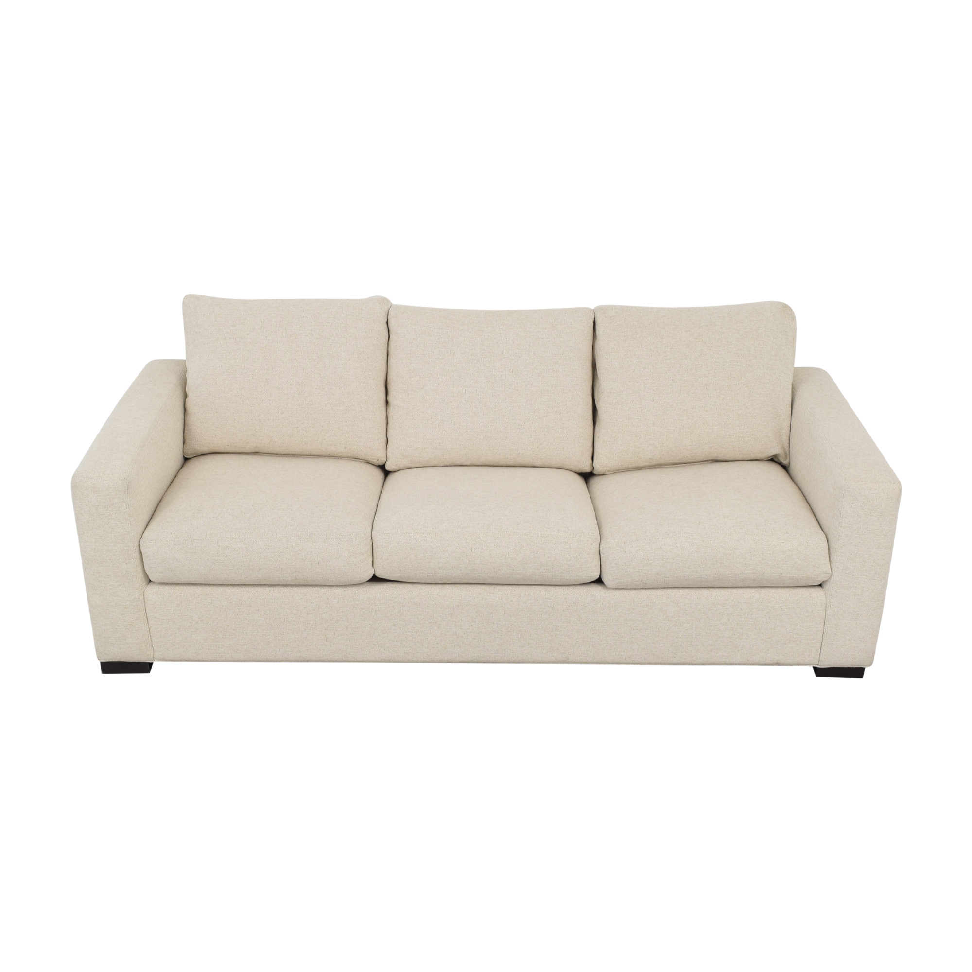 buy Room & Board Room & Board Queen Sleeper Sofa with Ottoman online