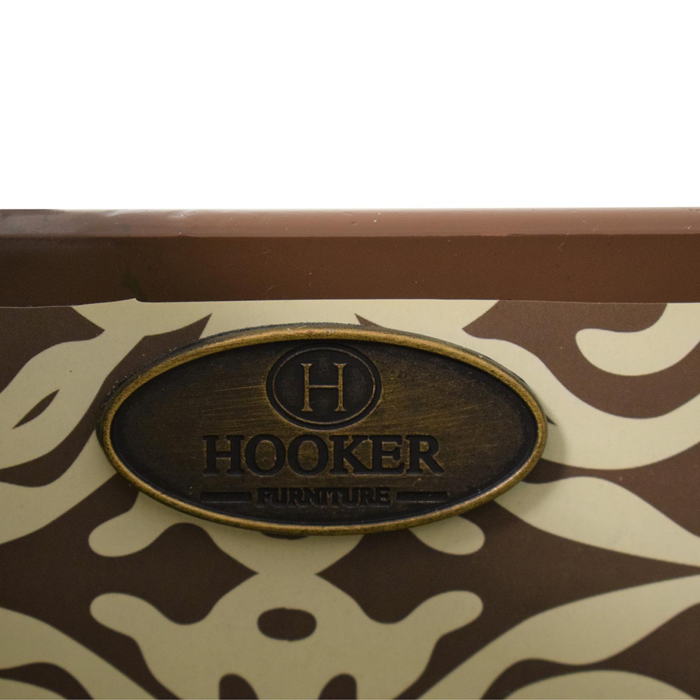 Hooker Furniture Hooker Furniture Three Drawer Crackle Chest ct